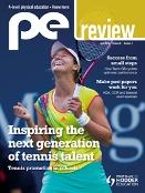 PE Review magazine cover